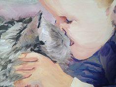 bebe con gato-arte_urbano-casa_de_los_gatos-casasconvida-pintura-arte_urbano-elena_parlange-turismo_madrid-