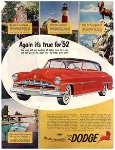 1952 Dodge Mayfair