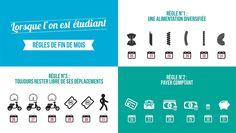 Etudiant : règles de fin de mois : http://switch.axa.fr/avantages-bons-plans/bons-plans-etudiant