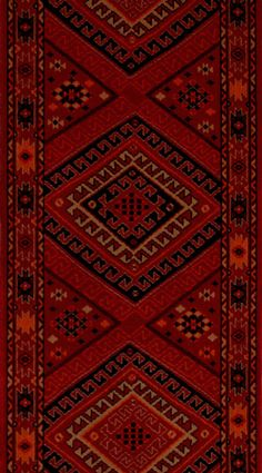 15501/45003, Red, Machine Made, Louis De Poortere, kilim available from rugsdoneright.com