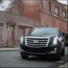 A powerful presence. The meticulously crafted 2015 #ESCALADE