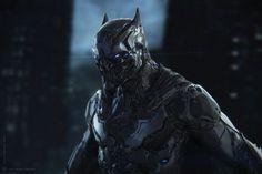 The  Dark Knight, Furio  Tedeschi on ArtStation at https://www.artstation.com/artwork/the-dark-knight-fe58dacc-2a6a-455f-995e-ff6b2d04380b