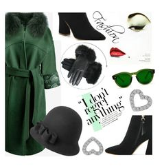 """Green Vibes"" by metisu-fashion ❤ liked on Polyvore featuring Chanel, polyvoreeditorial and polyvoreset"