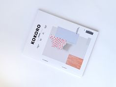 """Check out this @Behance project: """"Kokoro magazine"""" https://www.behance.net/gallery/32029089/Kokoro-magazine"""