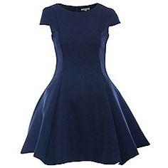 Planet jersey maxi dress