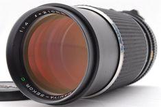 [Exc+++]MAMIYA-SEKOR C 210mm f/4for 645 Pro TL, M645 1000S from Japan #149-17730 #Mamiya