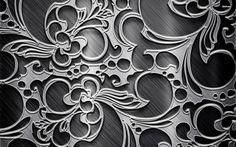 Metal engraving HD wallpaper download