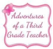 Adventures of a Third Grade Teacher: Freebie