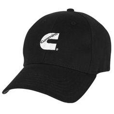 e0c85a67bbb Image of Cummins Diesel Flexible Fitted Baseball Hat Cap at DieselTees.com Cummins  Apparel  amp