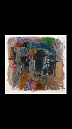Philip Guston - The Tale, 1961 - Oil on canvas - 173,35 x 182,85 cm