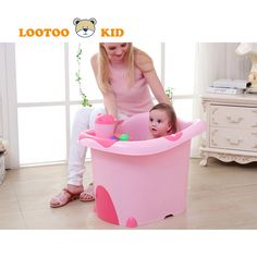 Alibaba china factory wholesale cheap price durable plastic bucket baby tub bathtub