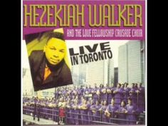 This is the Gospel of Jesus Christ by Hezekiah Walker and the LFC