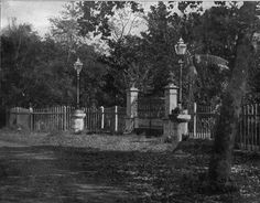Gate to Manila Botanical Garden Philippine Architecture, Old Buildings, Manila, Botanical Gardens, Philippines, Cathedral, Street, Outdoor, Portraits