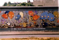 1990 Berlin - East Side Gallery  ☺