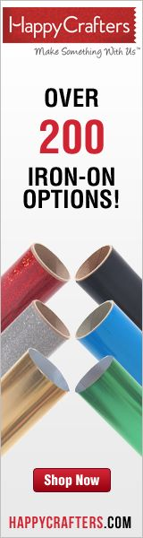 Tips and troubleshooting heat transfer vinyl application with a heat press or home iron. Everything you need to know from someone who uses heat transfer vinyl on a daily basis.