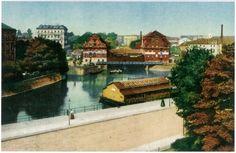Zdjęcie numer 8 w galerii - Wrocław sprzed stu lat na pocztówkach Maxa Leipelta. Wiele z tych miejsc już nie istnieje [FOTO]