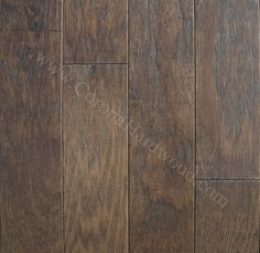 Shaw Bison Distressed Hickory, Brushed Suede , SW226-00944