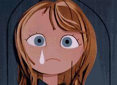 wide eyed tears ....