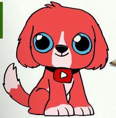 miren este perrito que lleva su colgante de YouTube esta bonito Mørë
