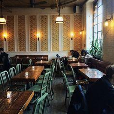 Roebling Tea Room in Brooklyn, NY - great brunch spot