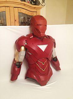 Dracks Ironman MK VI Build (helmet update)
