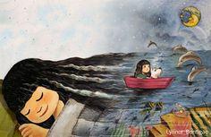 Illustration by Lynnor Bontigao