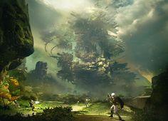epic environment concept art - Google 검색