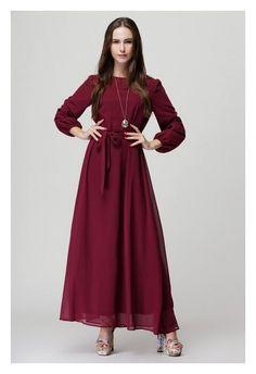 #Islamic Dresses Dubai Islamic Clothing Muslim Kaftan Abaya Dress Turkish Jilbab