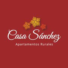 Logos on pinterest logo san juan and la luna - Logo casa rural ...