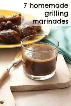 Grilling Marinades That Are Easy-to-DIY
