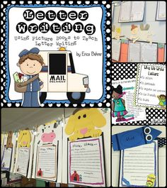 Letter Writing in First Grade