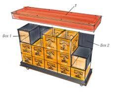 image result for paletten theke pinteres. Black Bedroom Furniture Sets. Home Design Ideas