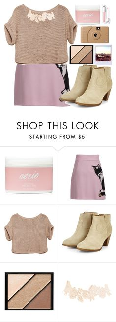 """""""112"""" by erohina-d ❤ liked on Polyvore featuring beauty, Aerie, MSGM, Elizabeth Arden, Charlotte Russe, Poketo and Polaroid"""
