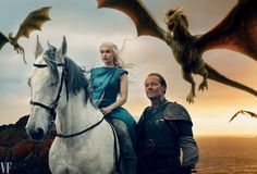 In 2014, Game of Thrones officially became HBO's most watched show ever!