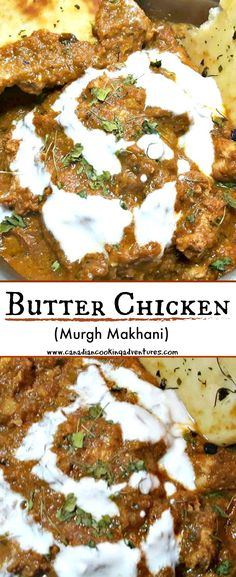 Awww the infamous Butter Chicken, almost everyone that has tried this dish loves it. It's become so popular that the supermarkets are now selling various versions of it in pre packaged bottles. But that stuff just won't cut if for those of us who are fami