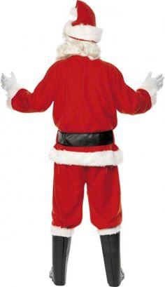 Luxury Santa costume for boys-1