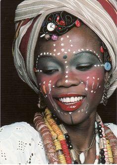 #Shaman #Tribal #Gypsy Fela Kuti Queen