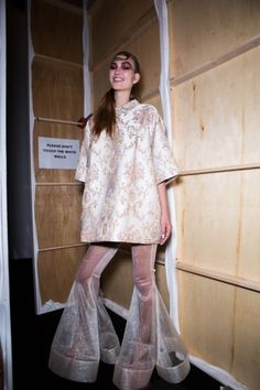 MBFWA day five: Backstage at Dyspnea | Fashion Journal