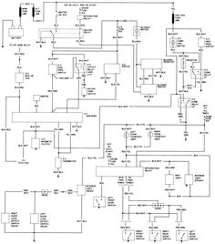 diagrama cableado toyota hilux 2 diagrama pinterest toyota rh pinterest co uk 2005 hilux headlight wiring diagram 2005 hilux headlight wiring diagram