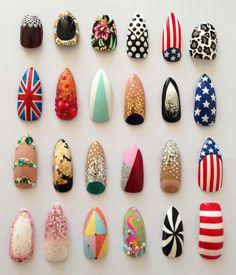 Nail art ideas - DIY Nails - Nail designs - nail art - nails - nailart how to - nail art tutorial #nailart #nails