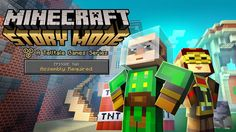 Minecraft: Story Mode - A Telltale Games Series Now Available in Stores