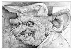 The Art of Visual Thinking: Caricature Artist
