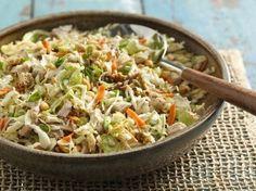 39. #salade de poulet #croquant - 45 salades #totalement savoureux, vous #pouvez manger pour tous les #repas... → Food