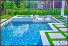 Who wishes they were spending their Monday relaxing right here? 🙋♀️🙋♂️ . . . #mondayblues #shadesofblue #pooltile #pooldesign #pooldetails #allinthedetails #luxuryoutdoor #customspa #custompool #custompoolbuilder #luxurypools #floridapoolbuilder #floridapooldesigner #sarasotapools #portcharlottepools #fortmyerspools #custompoolbuild #poolking #teamsuperior #superiorpools #superiorpoolsswfl Pool Kings, Florida Pool, Pool Contractors, Pool Remodel, Pool Construction, Luxury Pools, Building A Pool, Custom Pools, Pool Builders