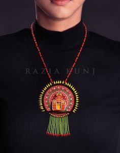 Theyyam Necklace 4