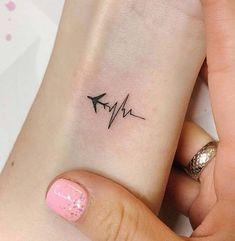 Mini Tattoos, Dainty Tattoos, Wrist Tattoos, Symbolic Tattoos, Unique Tattoos, Body Art Tattoos, Tatoos, Arrow Tattoos, Creative Tattoos