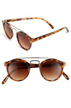 A.J. Morgan Retro Sunglasses | Nordstrom