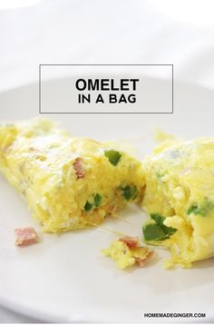 Learn how to make an omelet in a bag. This is a genius idea for camping or a fun breakfast get together idea!!