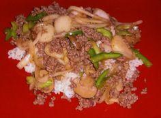 Ground Beef Sukiyaki – Japanese Food Recipes
