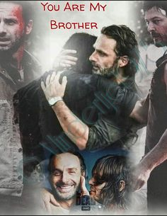 Daryl and Rick @ Me